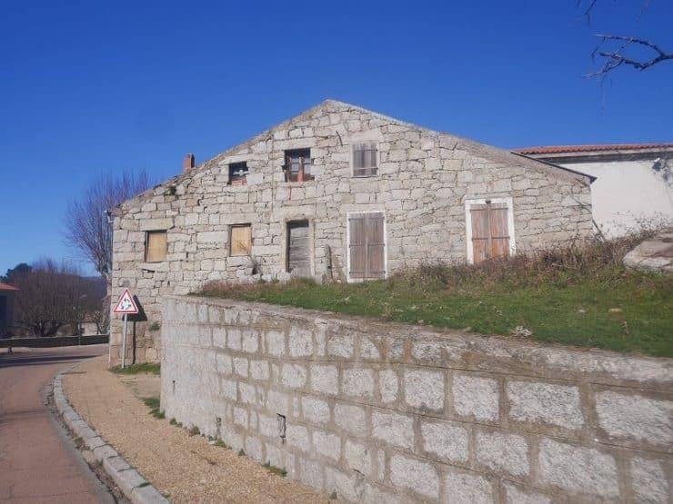 zonza maison en pierre