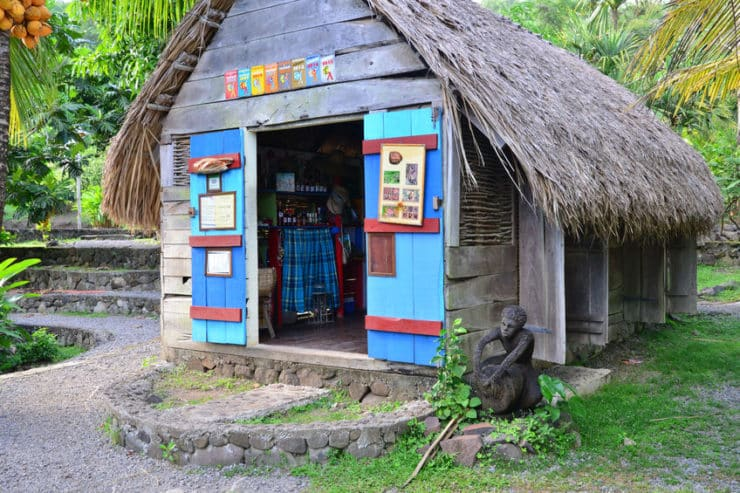 Martinique savane des esclaves