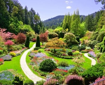jardins Butchart