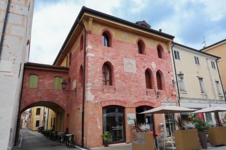 maison rouge cittadella