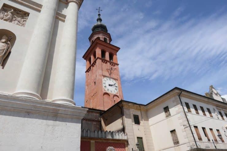 cittadella clocher