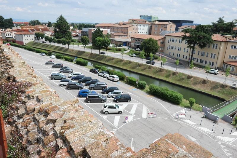 cittadella parking