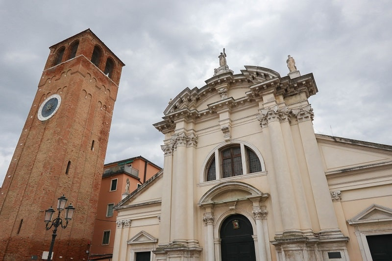 Sant'Andrea Apostolo chioggia