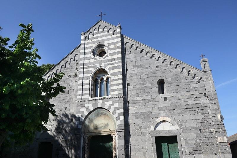 église san lorenzo porto venere