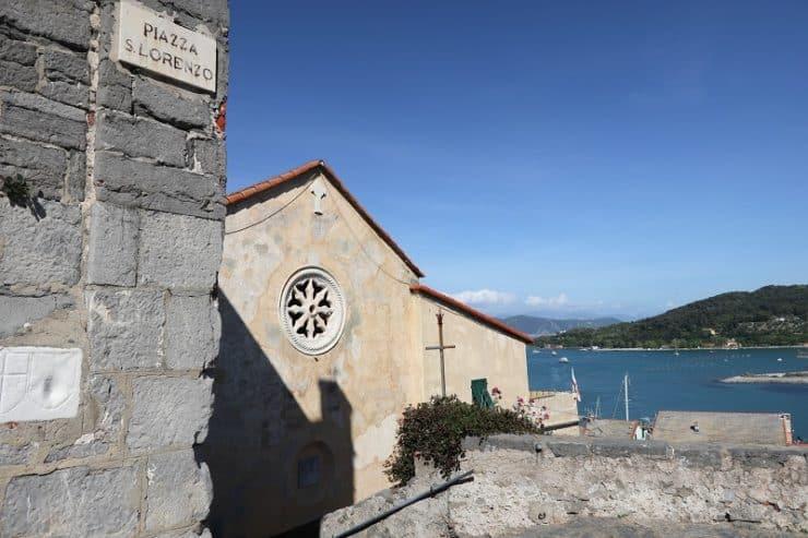 piazza san lorenzo porto venere