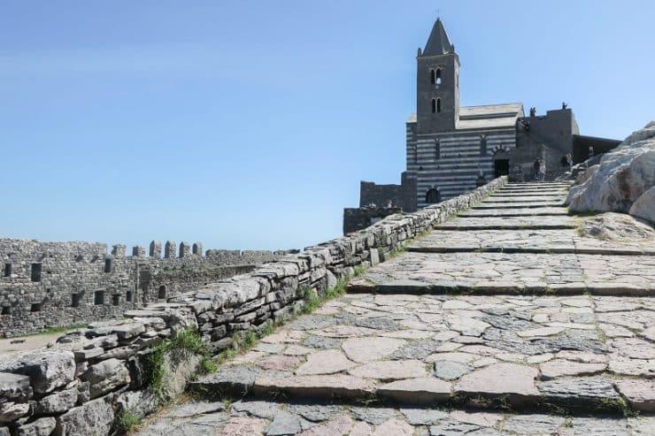 église san pietro porto venere