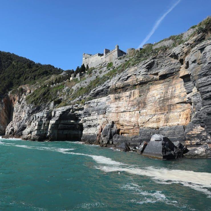 grotte byron porto venere