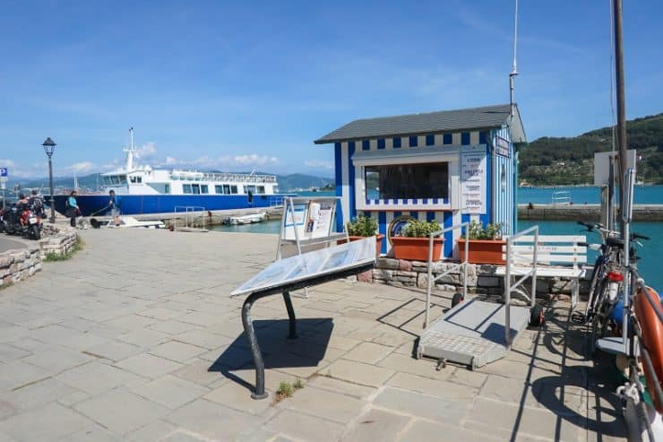 quai porto venere