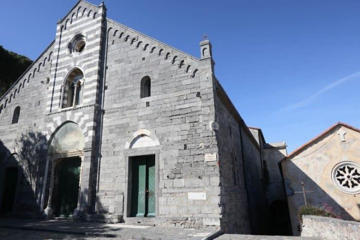 église de porto venere