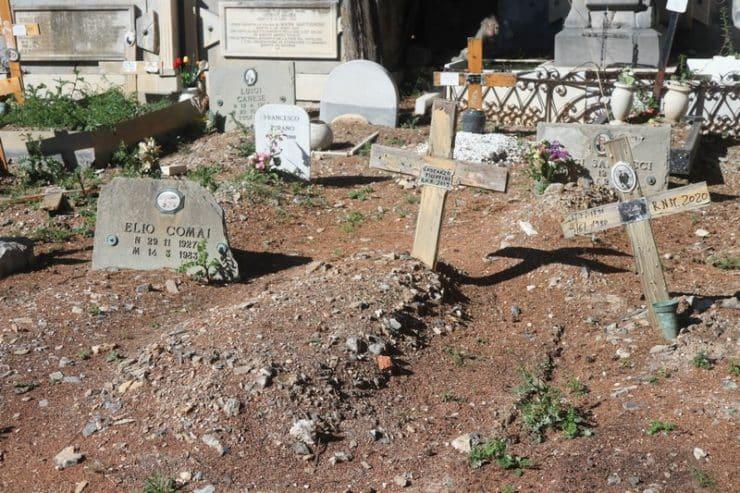 cimetière de portovenere