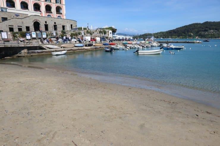 plage de porto venere