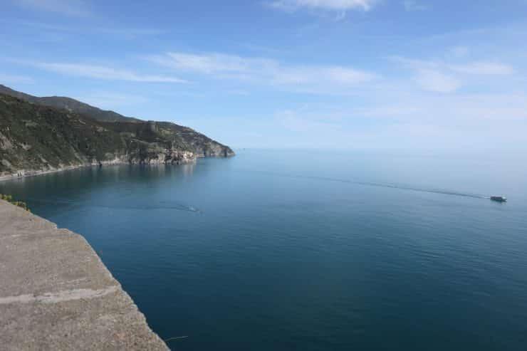 terrasse panoramique corniglia