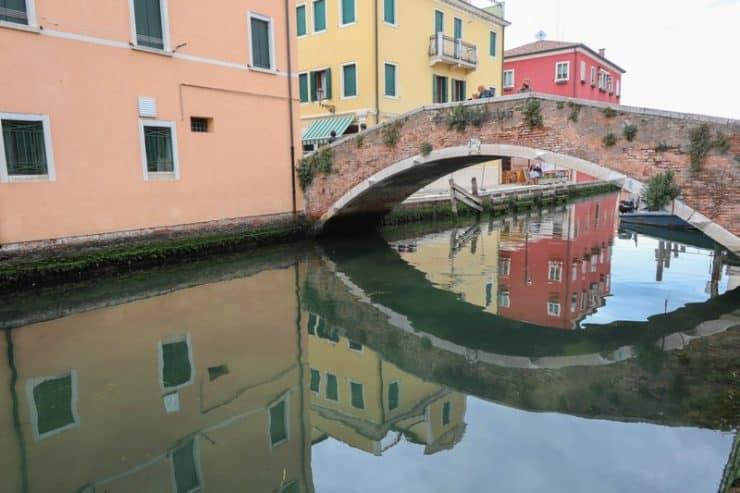 pont à chioggia