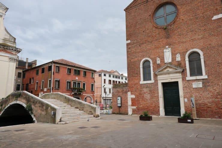 église de chioggia