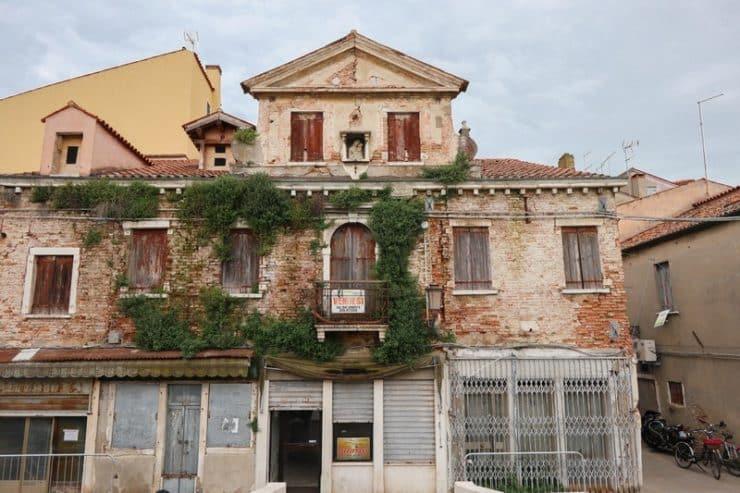vieille maison chioggia