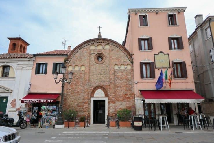chapelle de chioggia