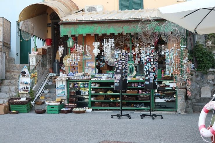 boutique porto venere