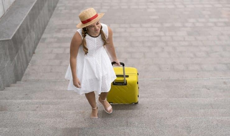 valise lourde