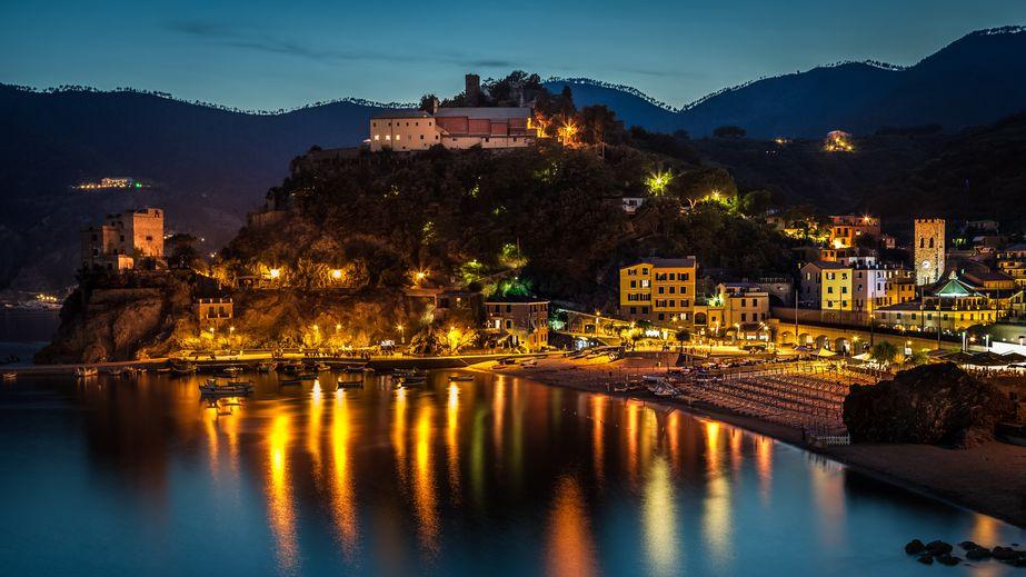 Monterosso de nuit