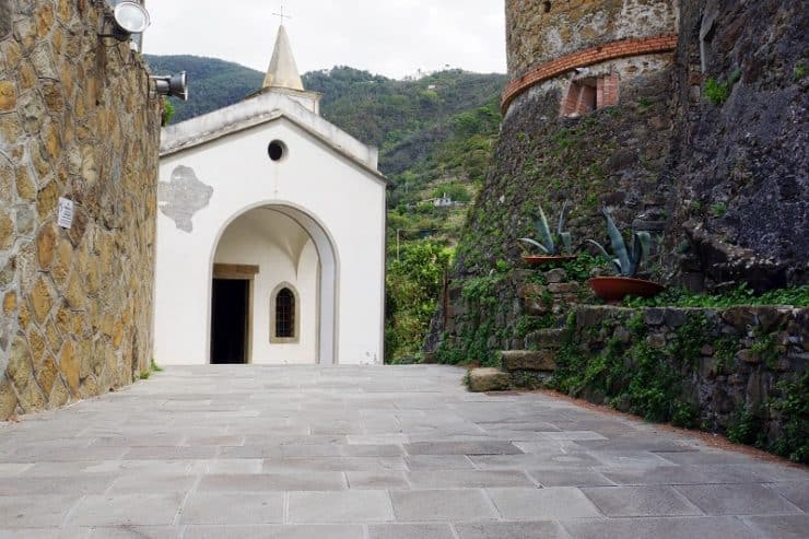 Oratorio di San Rocco riomaggiore