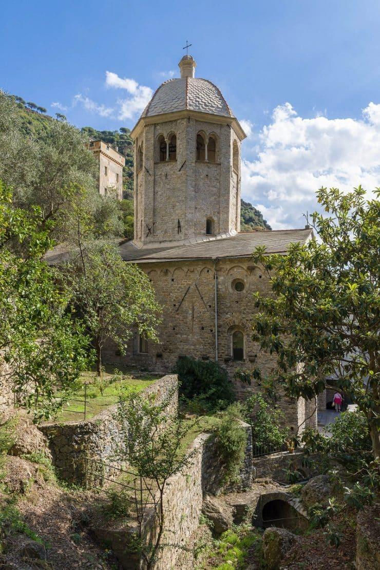 clocher San Fruttuoso