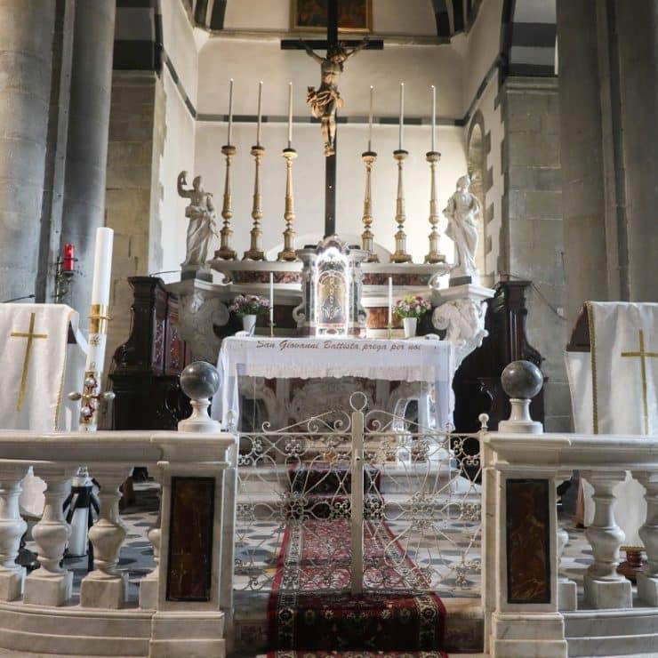 San Giovanni Battista intérieur