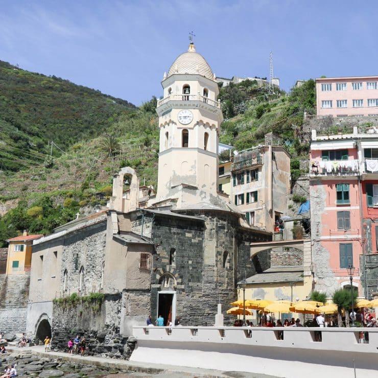 Santa Margherita di Antiochia vernazza