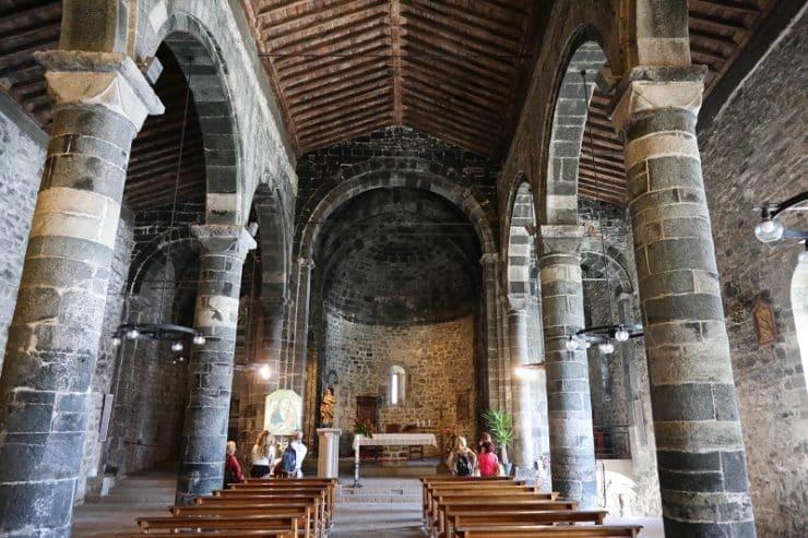 intérieur Santa Margherita di Antiochia