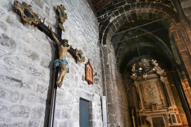Santa Margherita di Antiochia intérieur