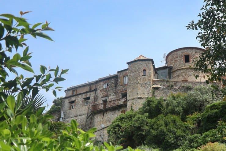 castello brown portofino