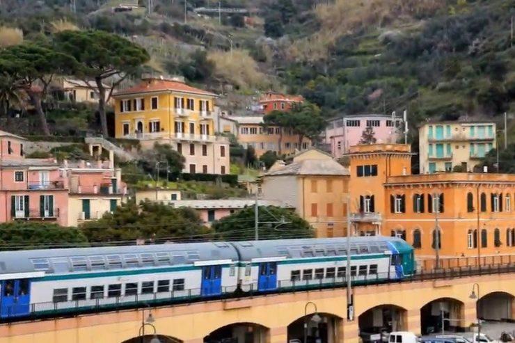 train monterosso