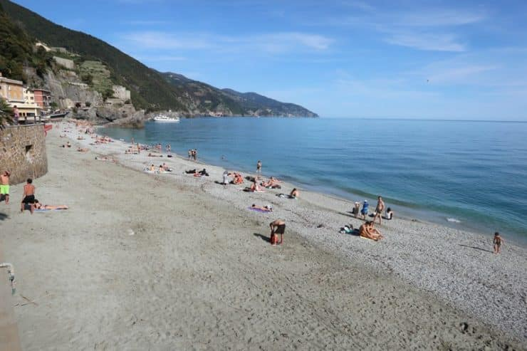 plage monterosso