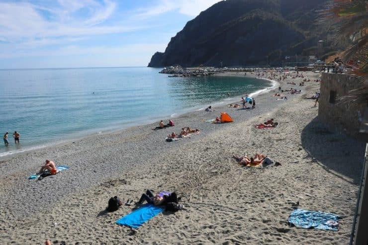 monterosso plage