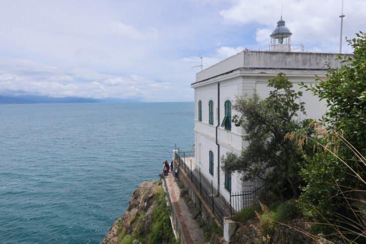 phare de portofino
