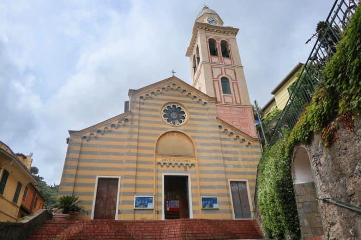 église portofino
