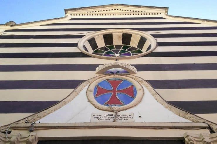 oratoire santa crocce monterosso