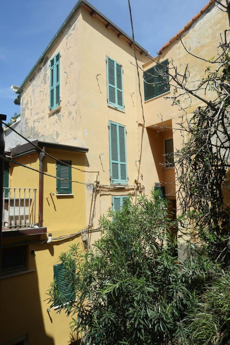 maison colorée romaggiore