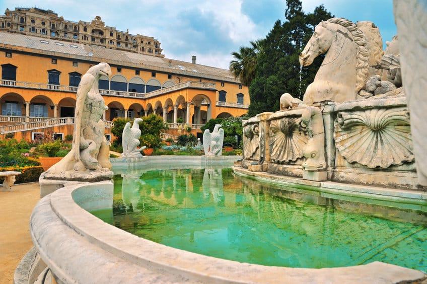 villa del Principe gênes