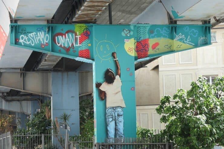 graffiti gênes