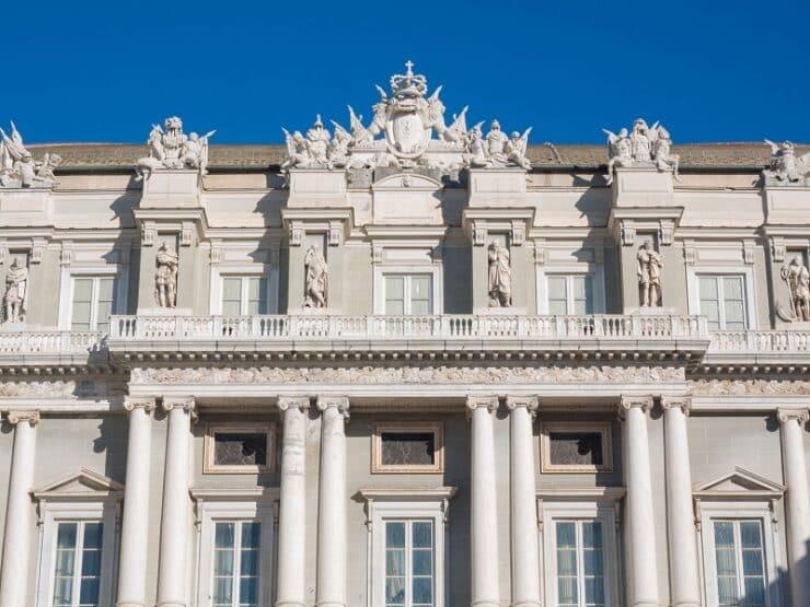 palazzo ducale gênes