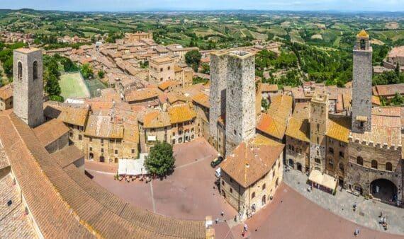 visiter San Gimignano