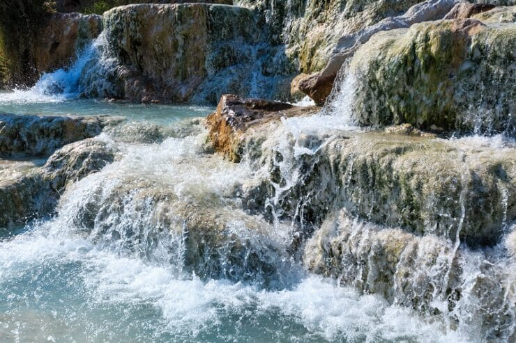 thermes gratuits saturnia