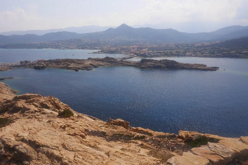 Plus beaux points de vue de Corse