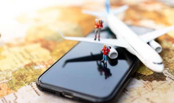 outils digitaux du voyageur
