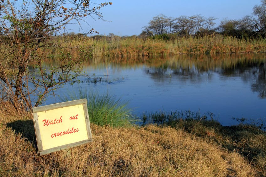 rivière kwando