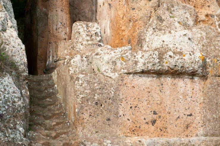 site archéologique sovana