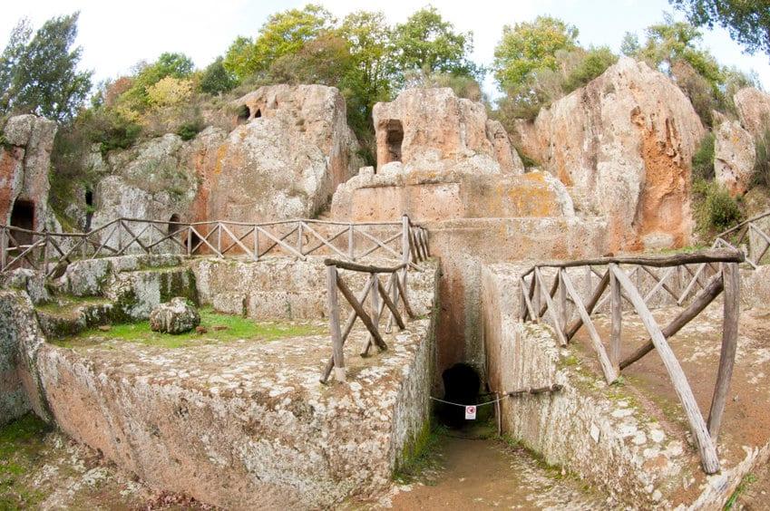 tombeau d'Ildebranda
