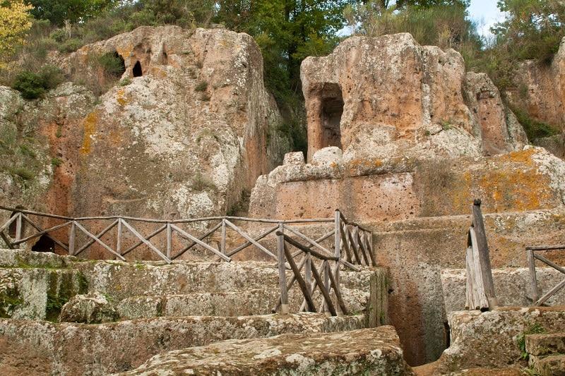 parc archéologique du tuf