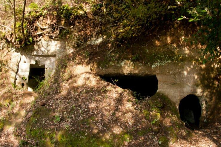 parc archéologique sovana