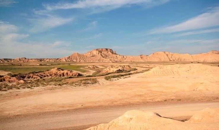 Visiter le désert des Bardenas